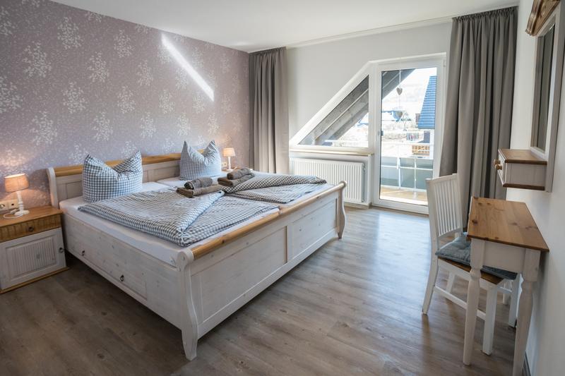 Apartment Comfort L - Schlafzimmer