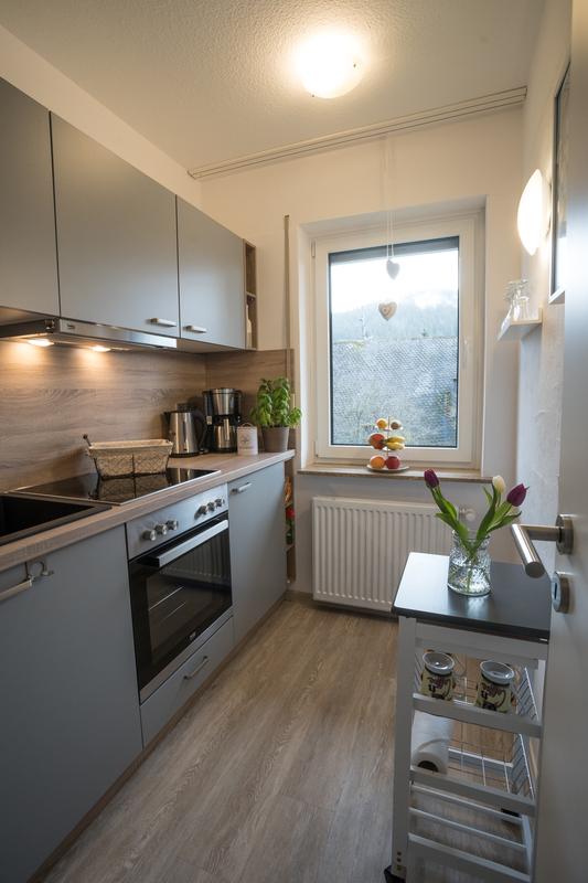Apartment Comfort L - Küche