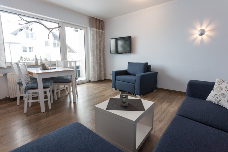 Apartment Comfort L - Wohnbereich