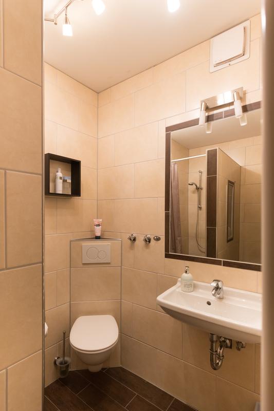 Apartment Comfort L - Badezimmer