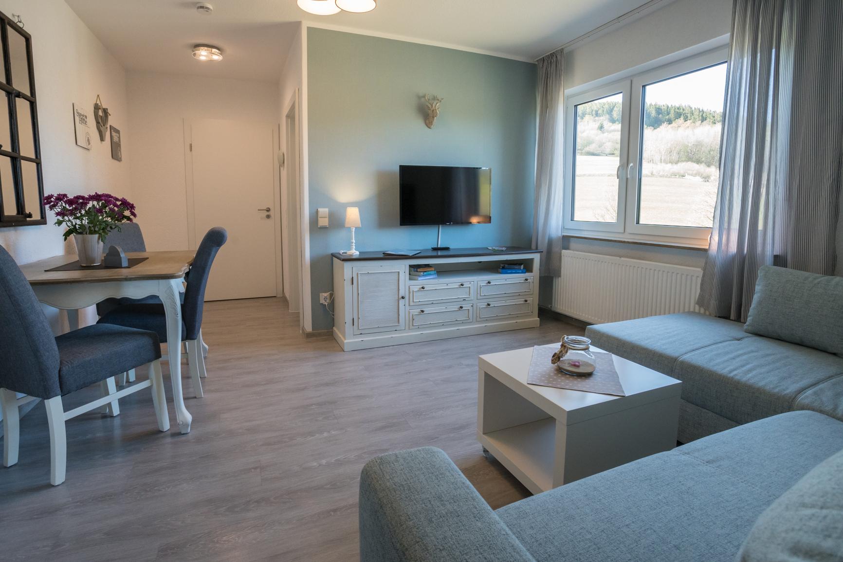 Apartment Comfort M - Essbereich