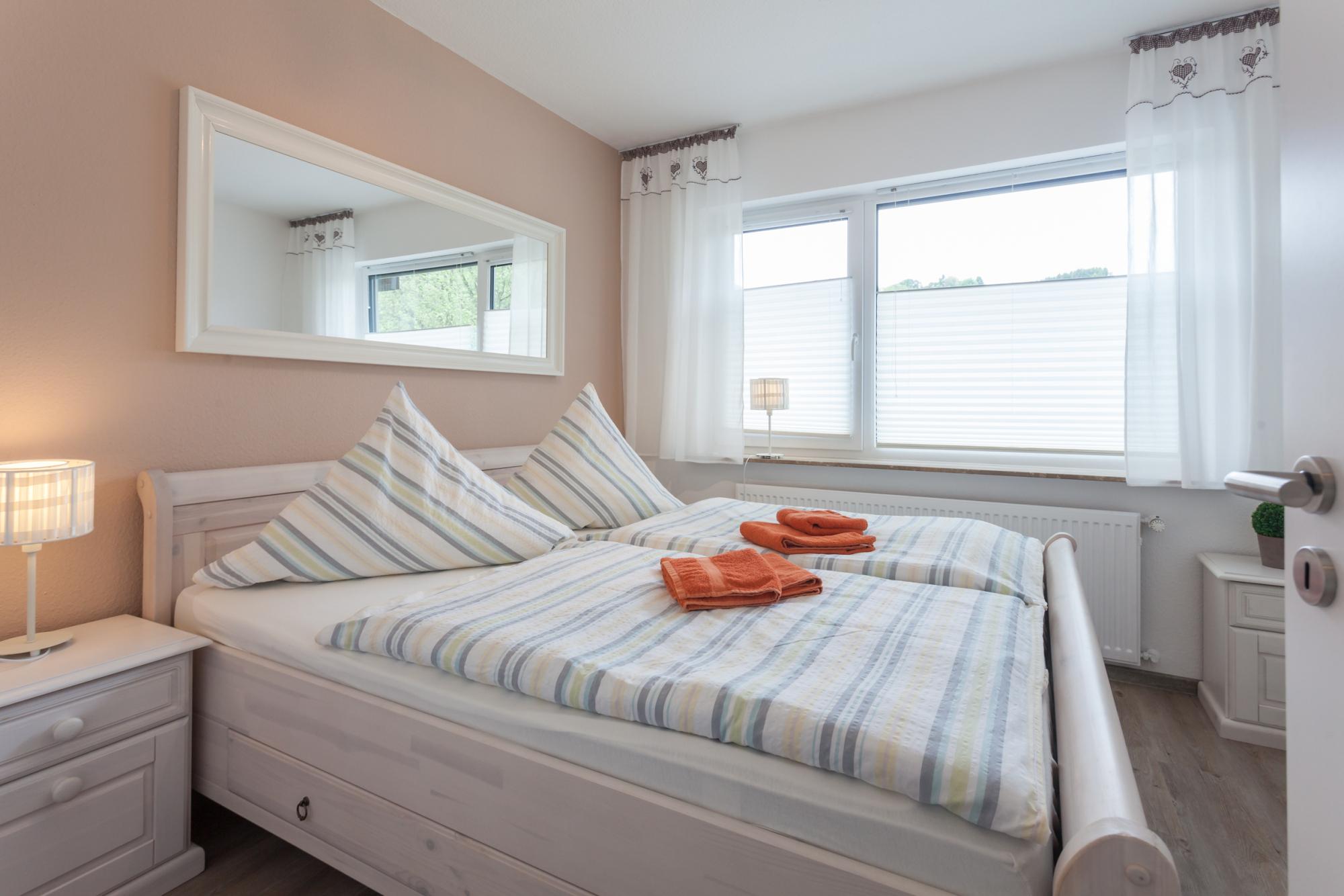 Apartment Comfort M - Schlafzimmer