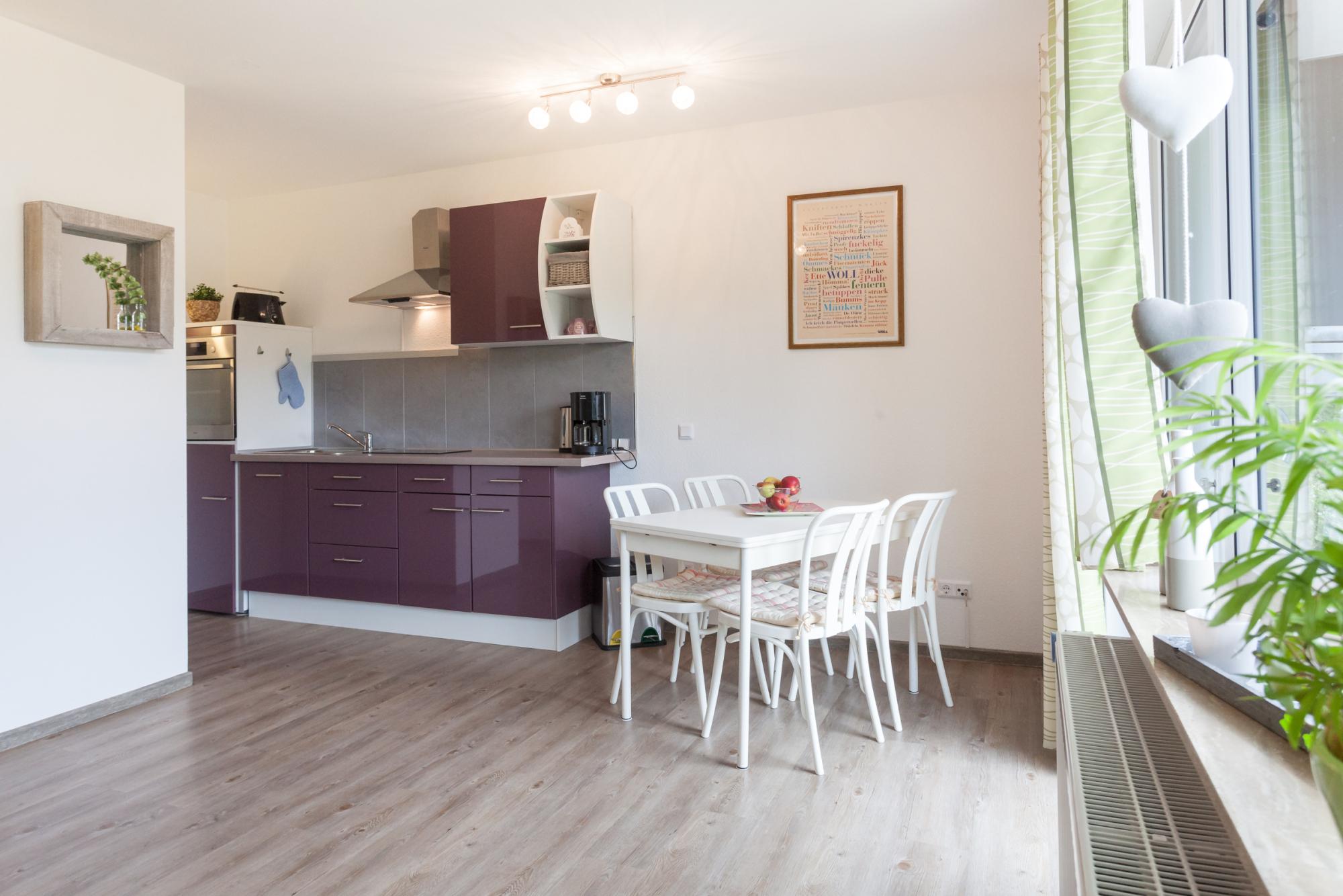 Apartment Comfort M - Wohnbereich