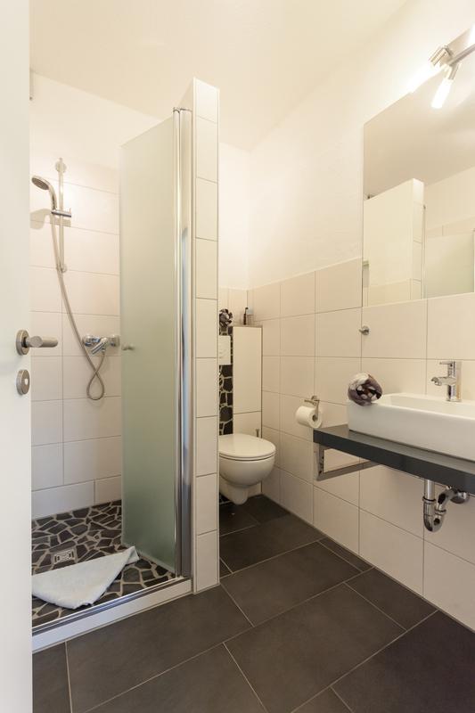 Apartment Comfort M - Badezimmer