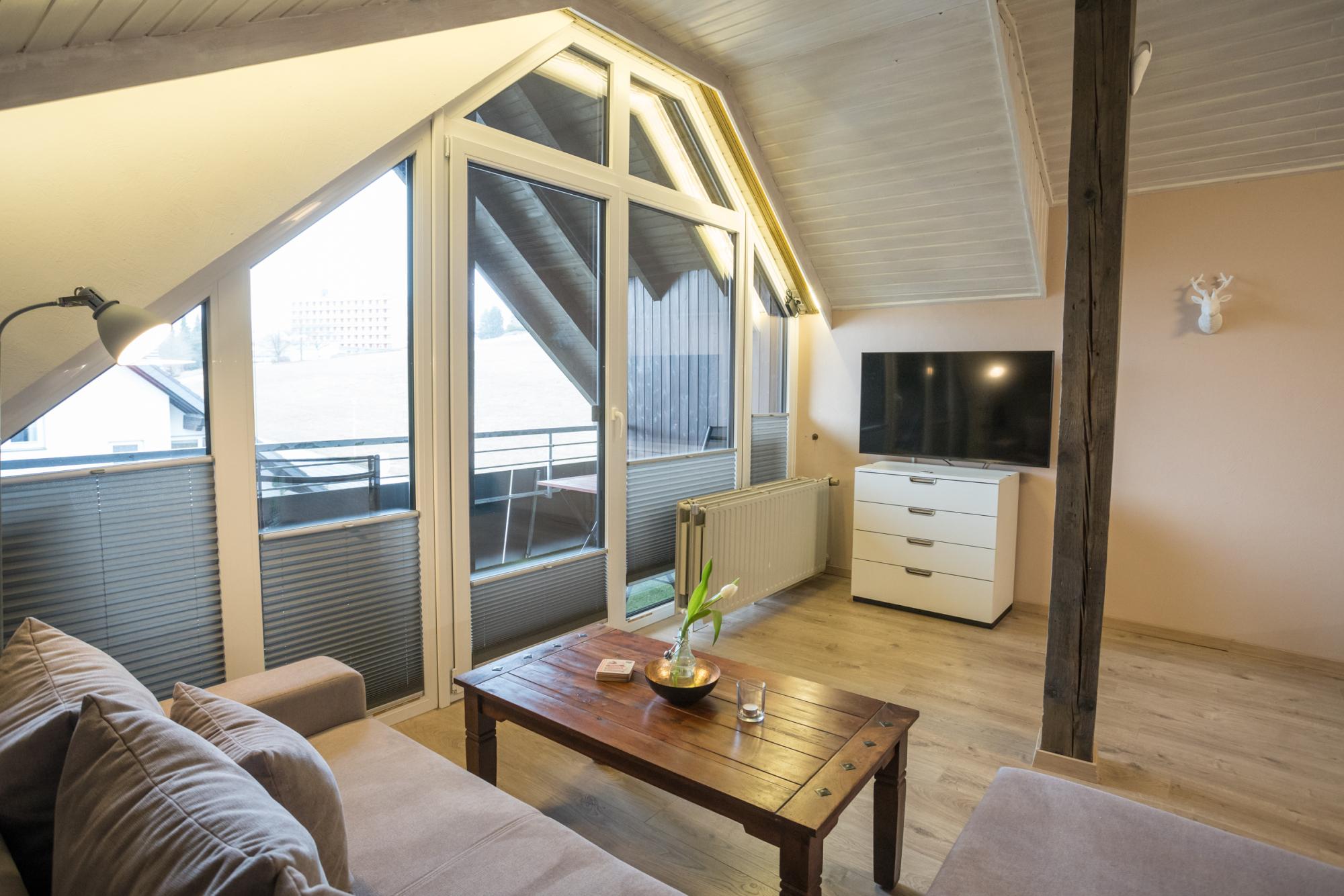 Apartment Comfort Plus - Wohnbereich