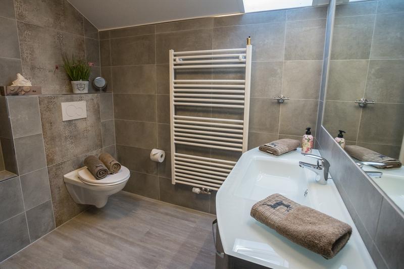 Apartment Comfort Plus - Badezimmer