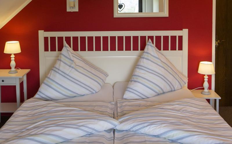 Apartment Comfort Plus - Schlafzimmer