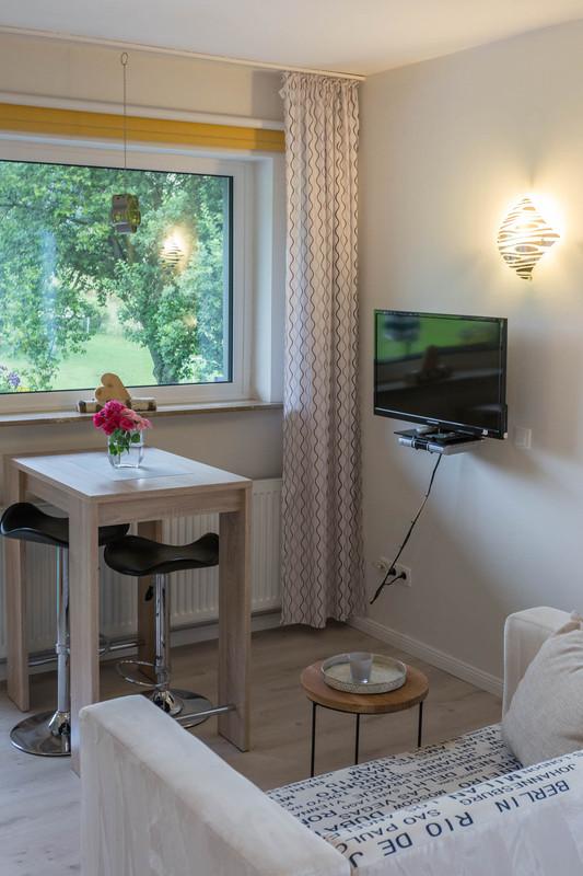 Ferienwohnung Studio Standard - Wohnbereich