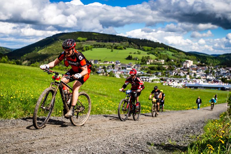 Ettelsberg-Seilbahn Willingen_Bikefestival Panoramasicht_Foto Henning Angerer