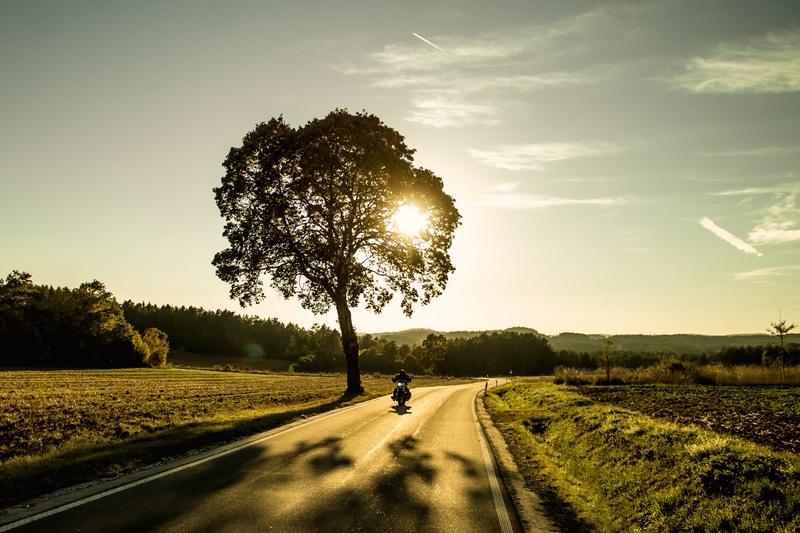 Motorradtour durch das Sauerland